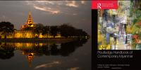Palacio de Mandalay and book cover